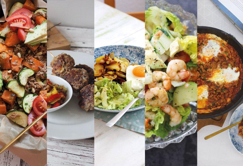 Die Mittagspausen-Edition – Eine Woche lecker essen!