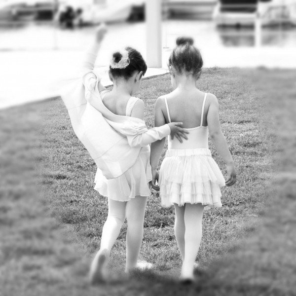 body image young dancers