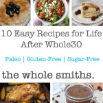 My Food Freedom and Recipes for Beyond Your Whole30