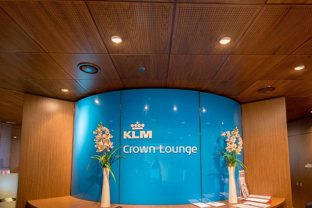 KLM Business Class Crown Lounge Schiphol Airport Amsterdam The Whole World Is A Playground