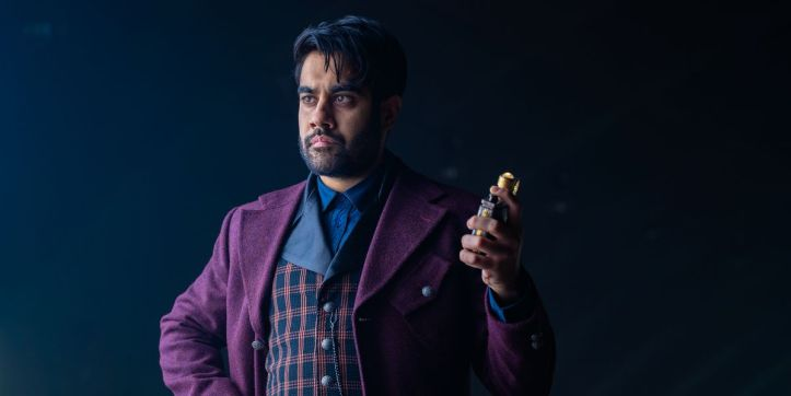 Sacha Dhawan as The Master
