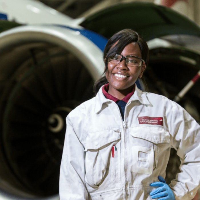 Women in Aviation – male to female imbalance