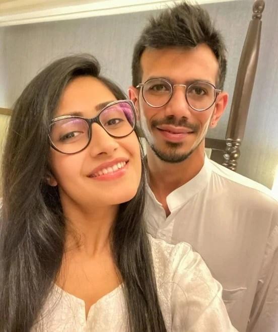 dhanashree verma boyfriend