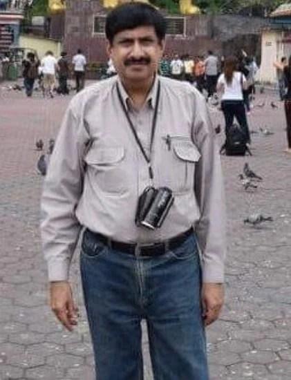 shreya dhanwanthary father