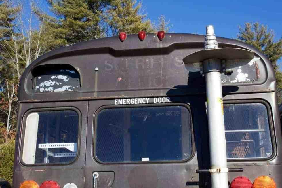 tiny home conversion school bus