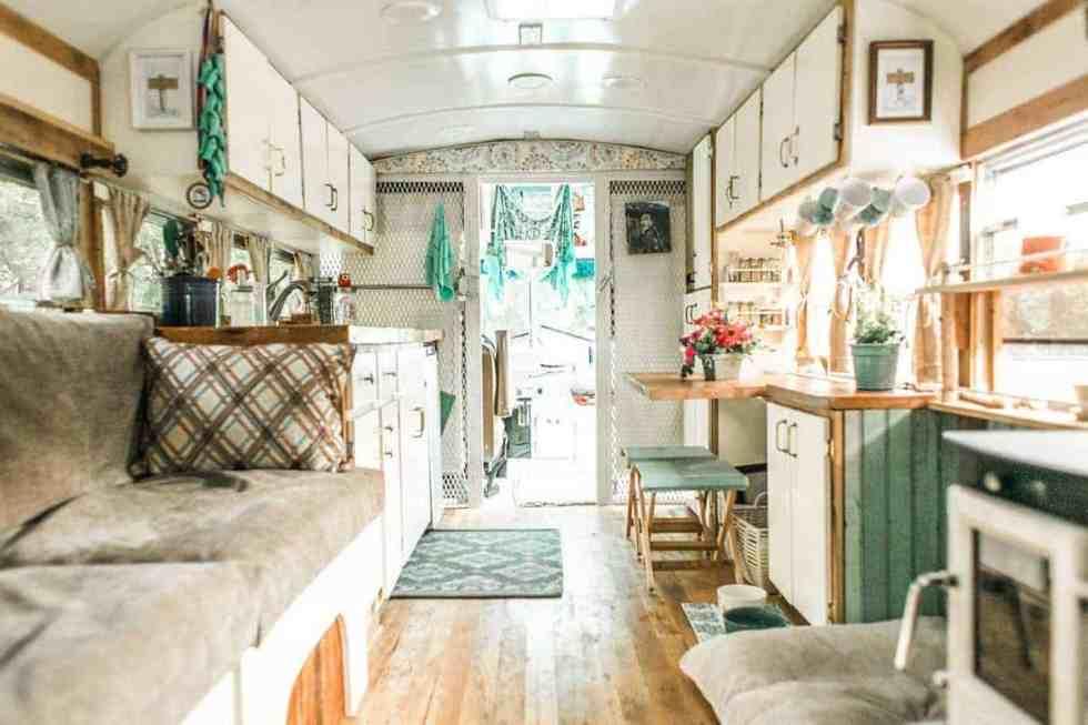 Wild Drive Life Bus Conversion