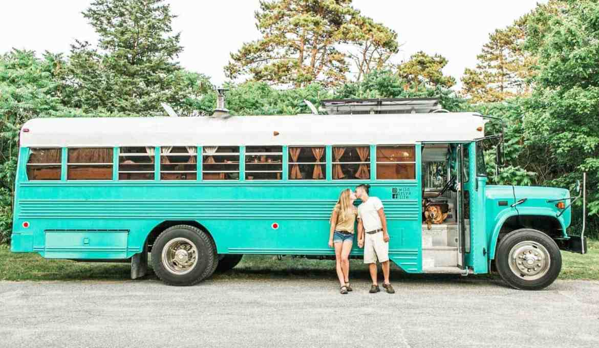 How much did our bus conversion cost? Planning & preparation for a ...