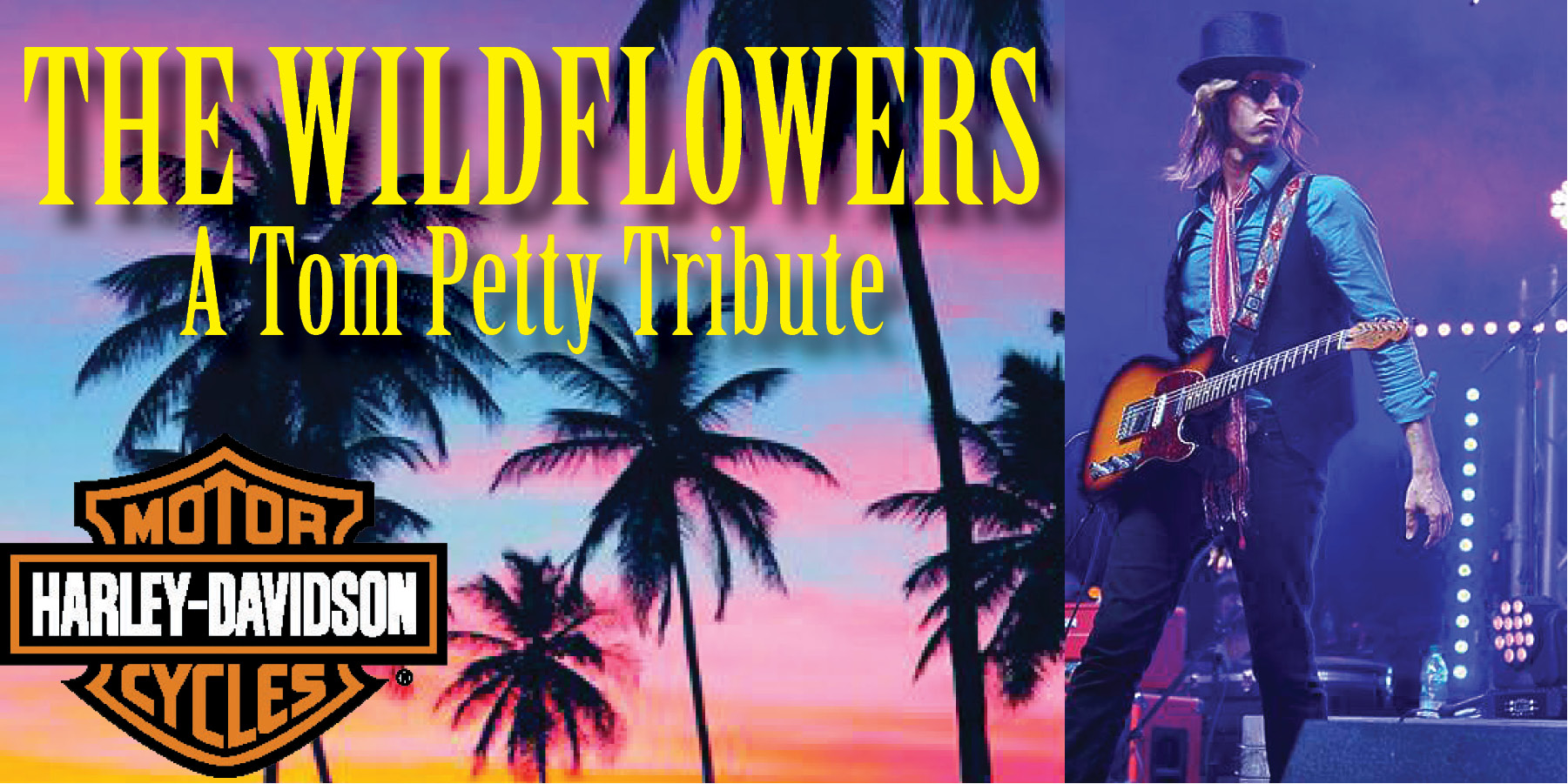 the wildflowers at harley-davidson of pcb in panama city beach fl