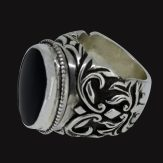 Onyx Poison Ring4
