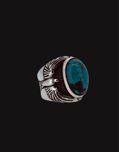 turquoise freedom ring