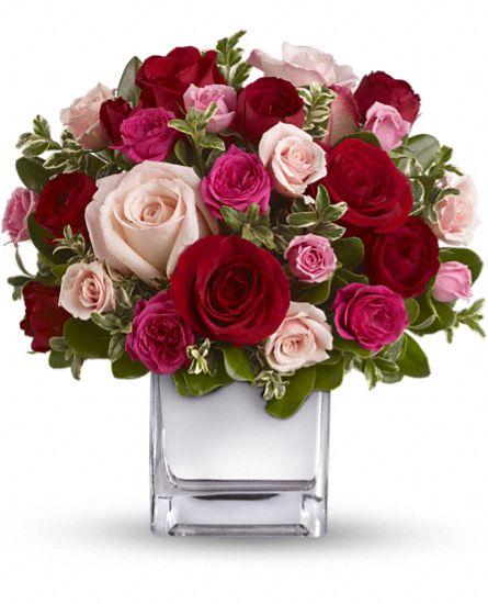 Valentines Day Medley $95.00