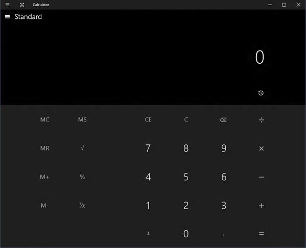 9901 calculator