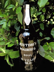 10 year old Madeira wine