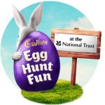 National Trust Cadbury's Egg Hunt