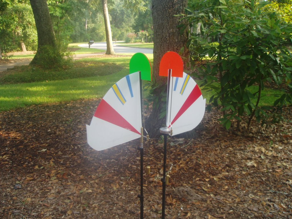 Wind Flags And Indicators