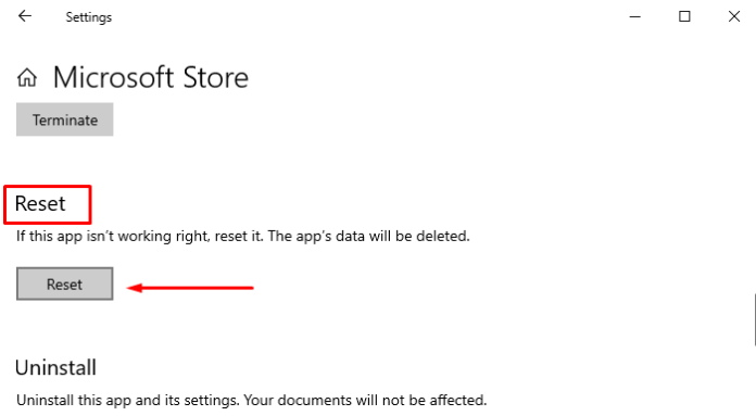 Fix Windows Store Error 0x80D05001