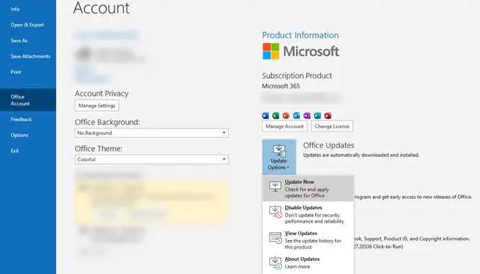 Khắc phục hoạt động không thành công, lỗi 0x80004005 trong Outlook