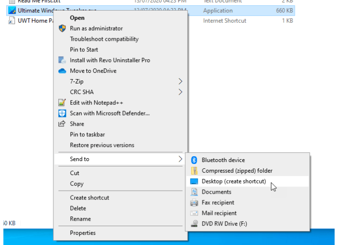 How To Pin Portable Apps To The Start Menu In Windows 10 Pcnewsbuzz