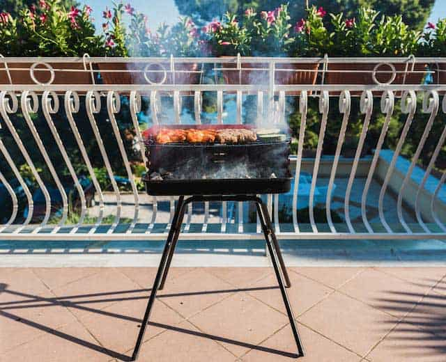 10 best grill for apartment balcony