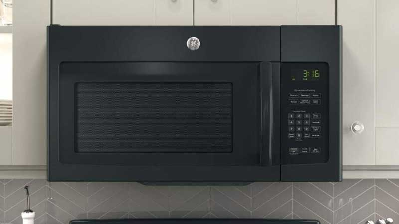 best over the range microwave