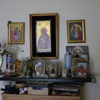 The Little Oratory-- Curating My Religious Art Collection