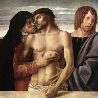 Descent from the Cross: Seven Sorrows of Mary