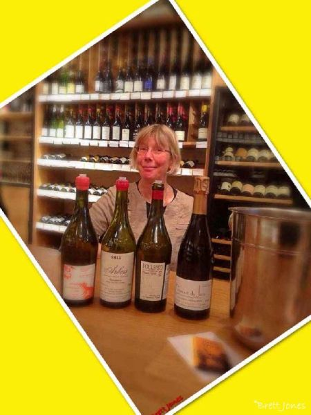 Jura Tasting, Flatiron Wines, New York, USA
