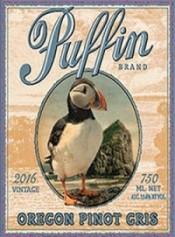 Puffin Pinot Gris