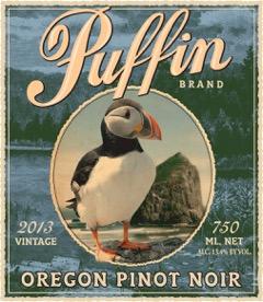 Puffin Pinot Noir