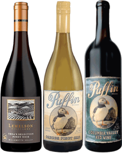 Puffin and Friends Wine Club