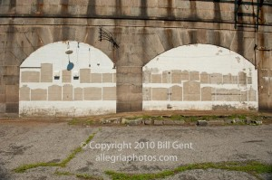 The Wall of Plaques, Fort Tompkins