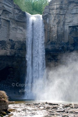 Cascadilla Falls, Ithaca, New York