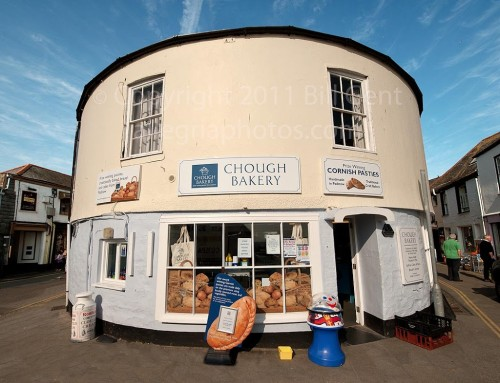 The Chough Bakery, Padstow, Cornwall