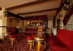 The Bistro Pub, Charlestown Harbor, Cornwall