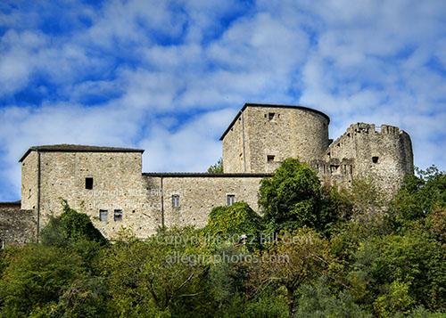 Piagnaro Fortress, Pontremoli, Lunigiana