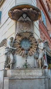 Madonna dell Archetto, near the Trevi Fountain