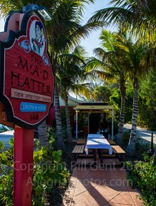 Mad Hatter Restaurant, Sanibel, Florida