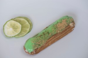 Lime Eclair from Patisserie Chouquette