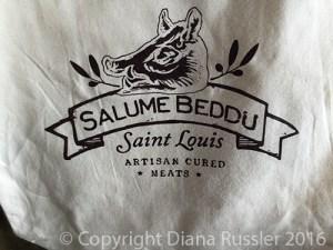 Artisan Cured Meats, Salume Beddu