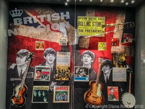 The Fab Four, National Blues Museum