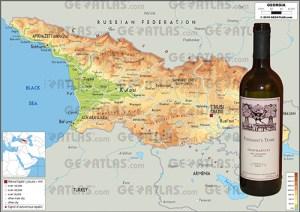 Georgia, the Cradle of Wine