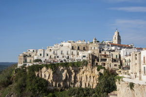 The Gargano Peninsula, the spur on Italy's boot