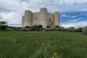 Castel del Monte built by Frederick II
