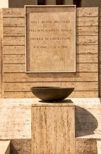 Parco della Resistenza memorial