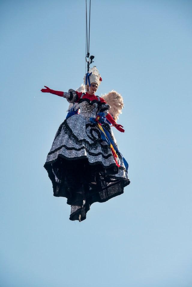 The 2018 Angel of Venice Carnival ©BillGent