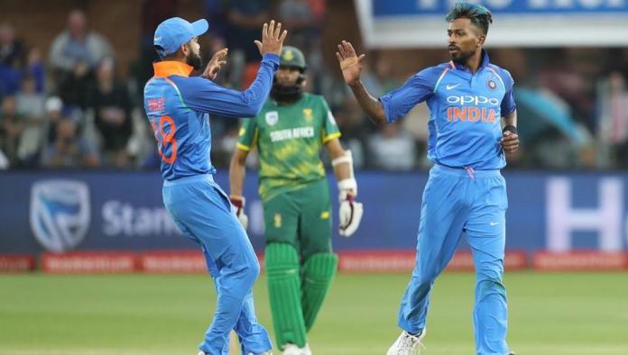 South Africa vs India 5th ODI