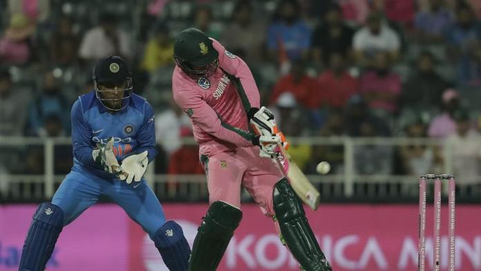 South Africa vs India 4th ODI