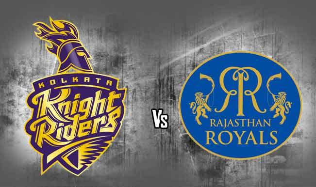 IPL 2018 KKR vs RR