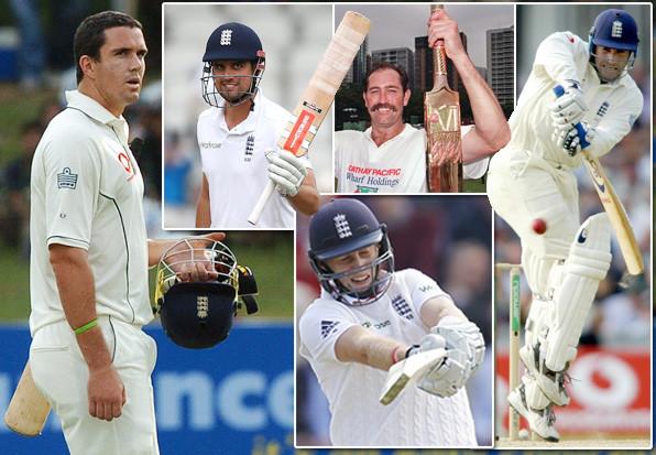 legendary batsmen of England