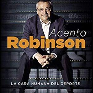 acento robinson, libro de Michael Robinson